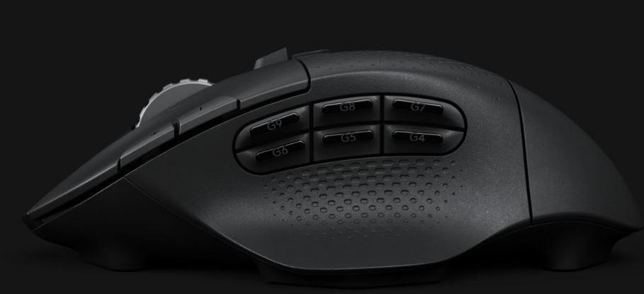 G604 LIGHTSPEED Noir