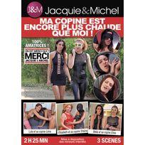 Jacquie Et Michel - Ma copine est encore plus chaude que moi