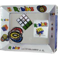 RUBIK'S - Coffret cube 3x3 + casse-tête anneaux - RUBIK-773