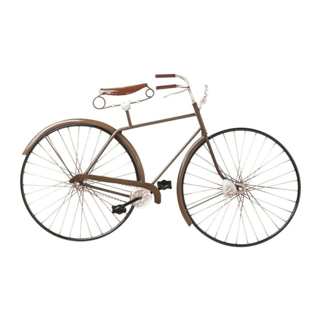 Karedesign Déco murale Vintage Bike Kare Design