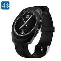 Yonis - Smart Watch Montre Cardio Connectée Android Et Ios Podomètre Sommeil