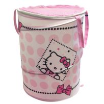 Jemini - Panier à linge Hello Kitty