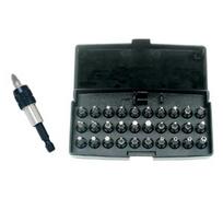Ampro - Coffret 31 Embouts 1/4 T33263