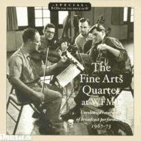 - Fine Arts Quartet - At the Wfmt Radio 1967-1973 : Beethoven : Quatuors opus 59 nos. 1, 2, 3, opus 132, opus 18 no. 1 | Haydn : Quatuors op. 0, op. 2 nos 5 et 6, op. 20 no 5, op. 64 no 6, op. 76 nos 4 et 6. Mozart : Quatuors Kv 458, 499. Quatuor avec piano