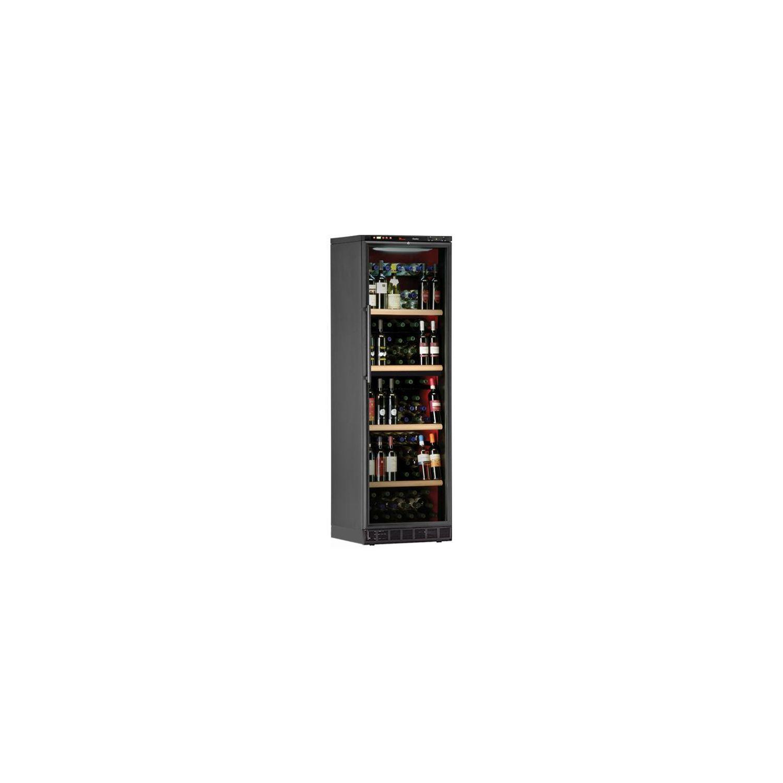 CALICE- Cave à vin de service - 2 temp 180 bouteilles - Noir Aci- 82bc72084aad