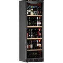 Calice - Cave à vin de service - 2 temp 180 bouteilles - Noir Aci-cal613 - Encastrable