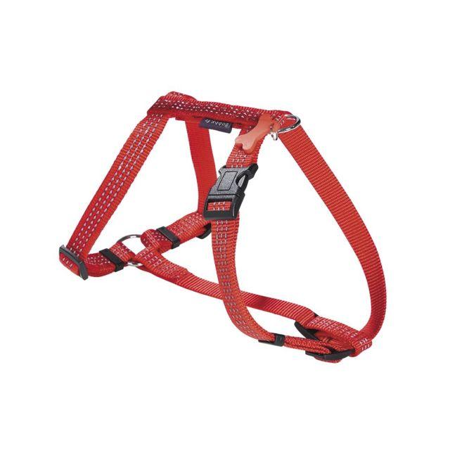 Les Animaux De La Fee Harnais Classique Safe rouge Taille L