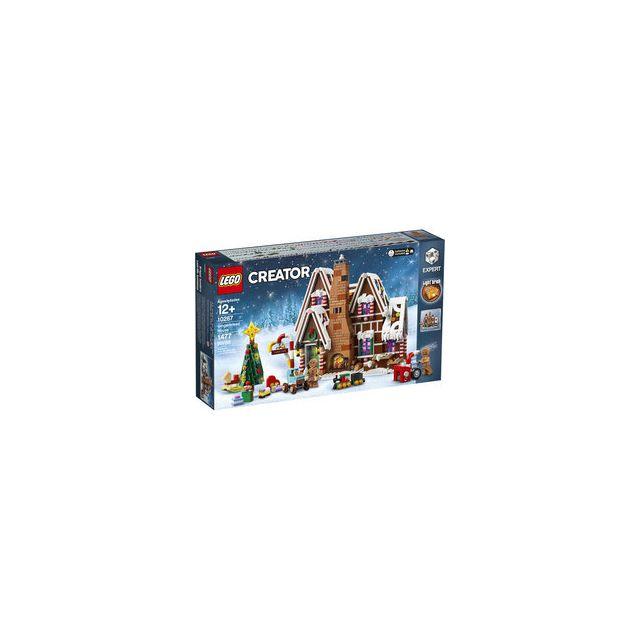 Lego 10267 - ® Creator Expert la maison en pain d'épices