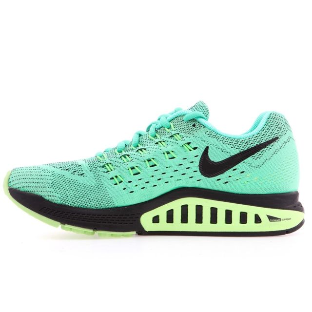 Los Angeles 66a53 aa00a Nike - Wmns Air Zoom Structure 18 - pas cher Achat / Vente ...
