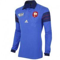 0cf58b13b8d Adidas originals - Ffr Rwc Su M Ble - Maillot Rugby France Homme Adidas
