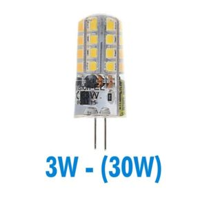 Visionel - Ampoule Led 3W 30W, G4 12V
