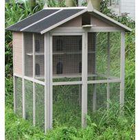 Lifland - Pigeonnier / volière pigeons, colombes, tourterelles