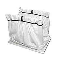 Dolphin - sacs filtrant jetables kit de 5 dig dyn pour robot diag.2001 et dyn+ + piscines publiques - 9991440-assy