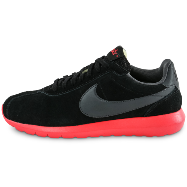 sports shoes efb61 c7b99 Nike - Nike Roshe Ld-1000 Suede Noire - Baskets