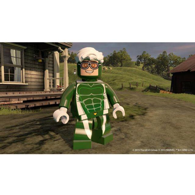 Warner Bros - Lego Marvel's Avengers - Wii U