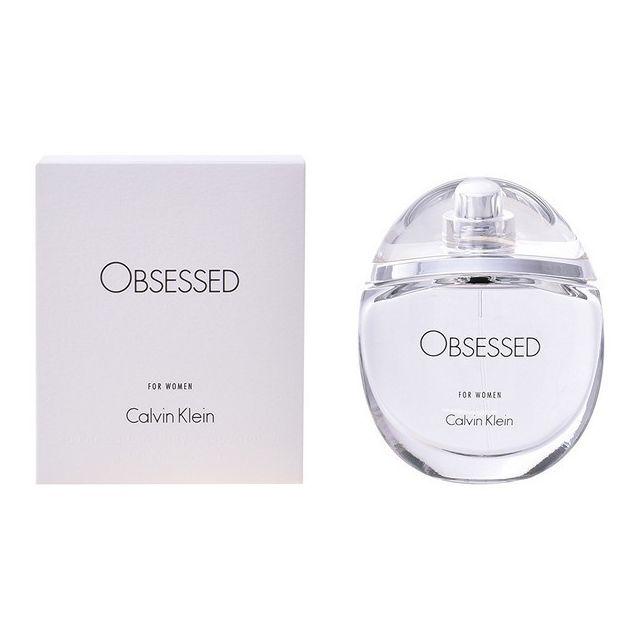 50 Ml Klein Pour Eau De Femme Calvin Parfum Capacité Obsessed UVqzMpS