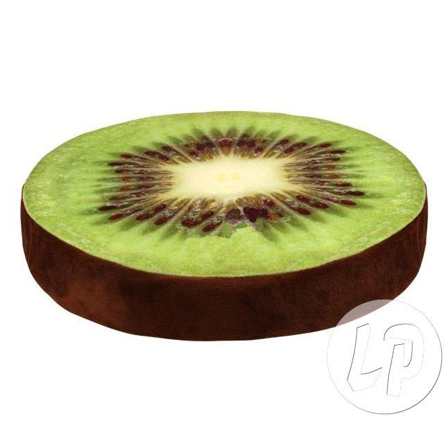 Coolminiprix Lot de 3 - Coussin rond tranche de kiwi 35cm - Qualité Ce produit est vendu par lot de 3 pièces.Même si sur la photo il y a plusieurs pièces, vous recevrez 3 unités - Lot de 3 - 1x coussin rond tranche de kiwi.diamètre 35cm environ.hauteur 6c