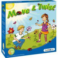 Beleduc - Jeux de société - Move & Twist