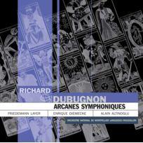 Accord - Richard Dubugnon - Arcanes symphoniques opus 30