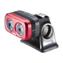 Knog - Blinder Outdoor 2 - Éclairage avant - 1 Led blanche standard rouge