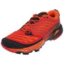 Lasportiva - Chaussures running trail La sportiva Akasha flame trail Rouge  13285