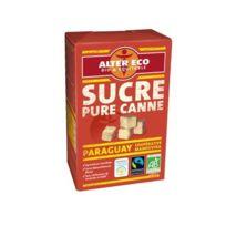 Alter Eco - Sucre de canne bio morceaux - 500 g