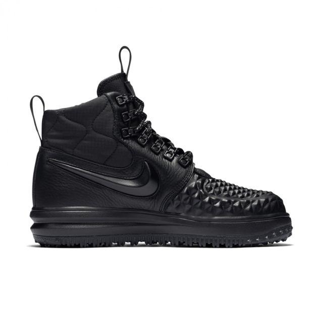 2dd19a6bdd05 Nike - Chaussure Air Force 1 Lunar Duckboot - Aa0283-001 - pas cher Achat / Vente  Baskets femme - RueDuCommerce