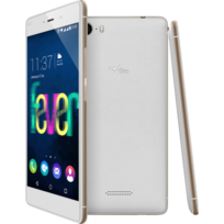 WIKO - Fever blanc et or