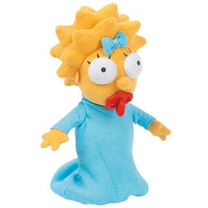 United Labels - Peluche - Simpsons peluche Maggie 28 cm