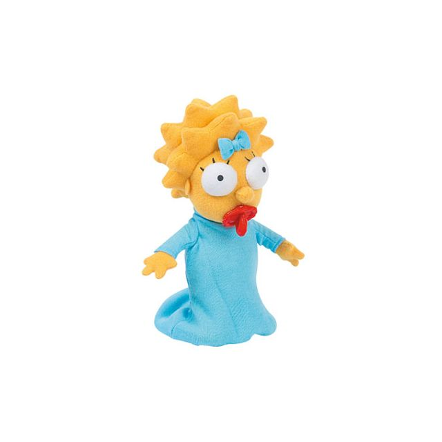 United Labels - Peluche - Simpsons peluche Maggie 28 cm