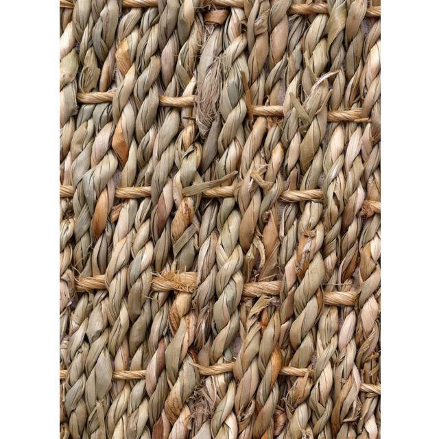 UN AMOUR DE TAPIS - Tapis JONC DE MER RANGON Tapis Naturel par Unamourdetapis naturel 80 x 160 cm