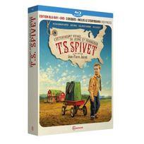 Gaumont - L'Extravagant voyage du jeune et prodigieux T.S. Spivet Edition Collector Combo Blu-Ray + Dvd