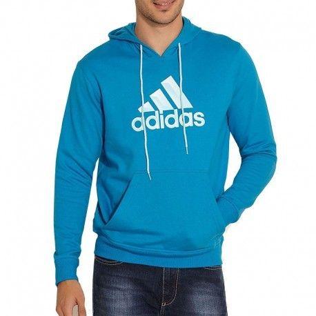 meilleure sélection de style exquis super pas cher Adidas originals - Sweat à Capuche Atoms Bleu Homme Adidas ...