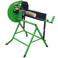 Provence Outillage - Scie à bûche électrique 400mm scie à buche électrique 400mm