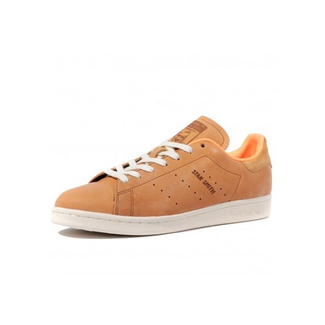 basket homme adidas stan smith orange