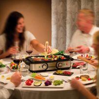 Riviera & Bar - Plancha-grill-crêpe Festiviale 1500w