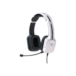 tritton casque micro gamer kunai pc blanc pas cher achat vente casque rueducommerce. Black Bedroom Furniture Sets. Home Design Ideas