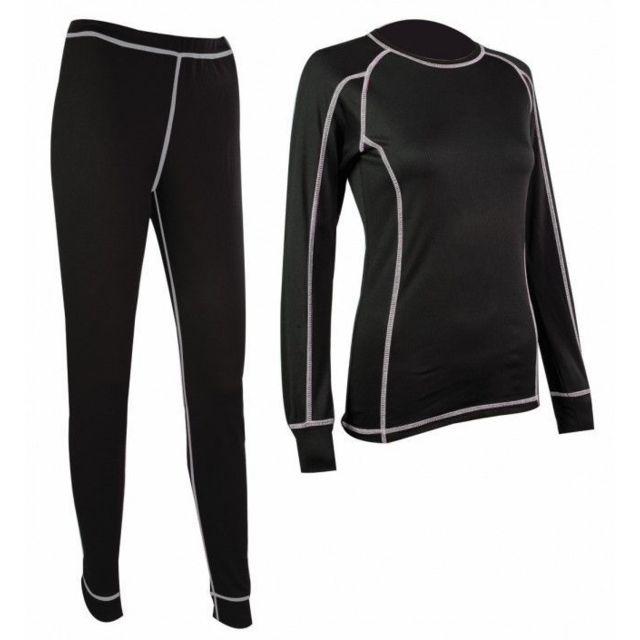 gamme de couleurs exceptionnelle 100% de qualité le meilleur Highlander - Sous-vêtements thermique femme taille Xs Noir ...