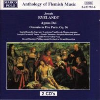 Marco Polo - Ryelandt: Agnus Dei, Op. 56 - Coffret De 2 Cd
