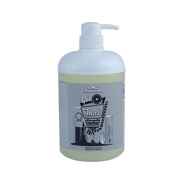 Ariland - Pot Gel coiffant Hairgum Effet Mat 1000 g