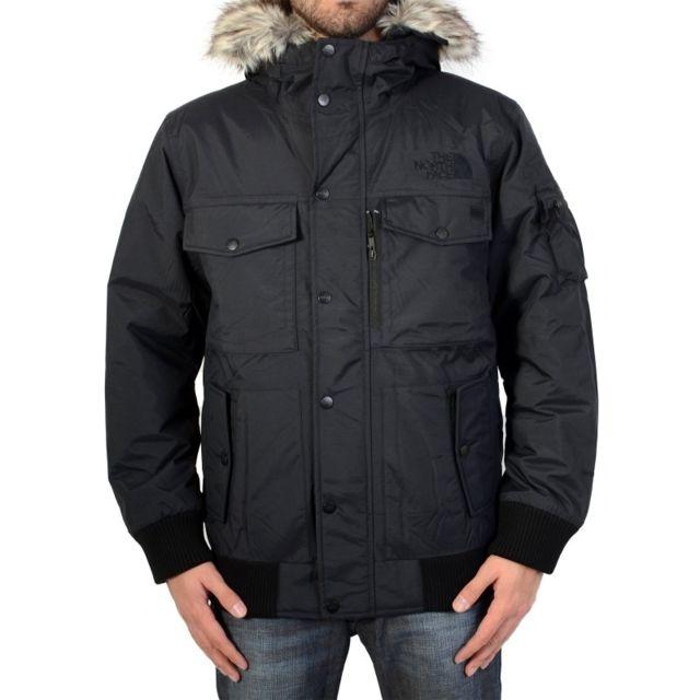 64283c39a6 ... sale the north face veste toa8q4jk3 gotham jacket tnf black 9b255 7fc03
