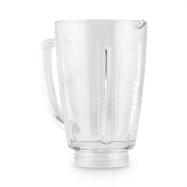 KLARSTEIN Pichet de remplacement pour le mixeur Herakles Steel 1,8 litre verre