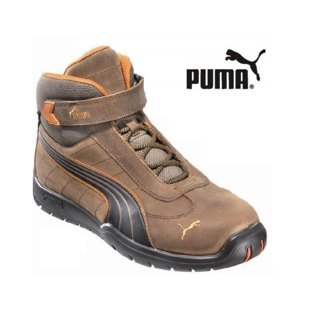 chaussure securite puma 44 cuir