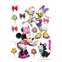 Bebe Gavroche - Stickers géant Minnie et Daisy animaux Disney