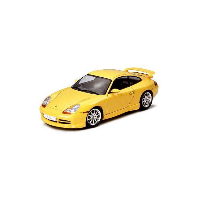 tamiya maquette voiture porsche 911 gt3 pas cher achat vente voitures rueducommerce. Black Bedroom Furniture Sets. Home Design Ideas