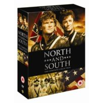 Whv - North And South - The Complete Collection IMPORT Anglais, IMPORT Coffret De 8 Dvd - Edition simple