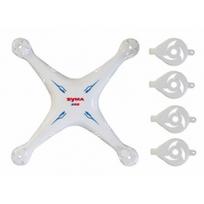 SYMA - Fuselage X5SC blanc