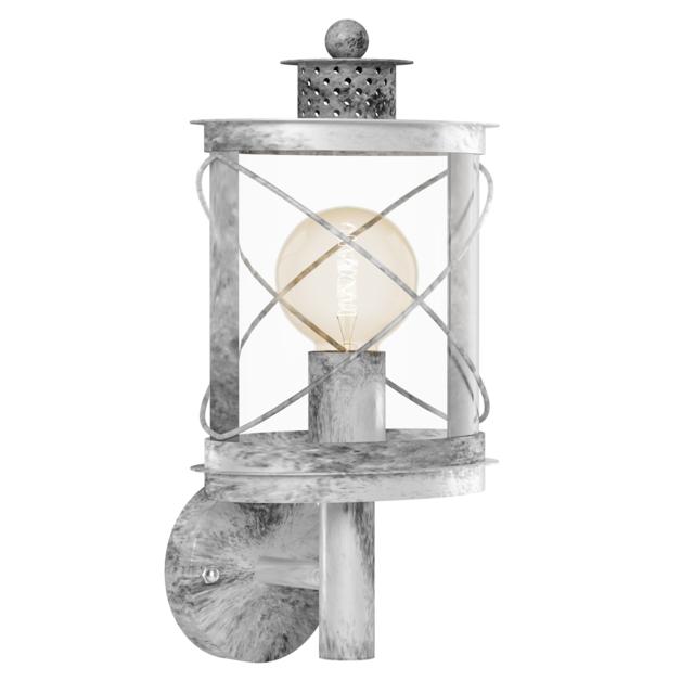 EGLO - Applique extérieur lanterne HILBURN1 - pas cher Achat   Vente  Applique, hublot - RueDuCommerce 087272639218