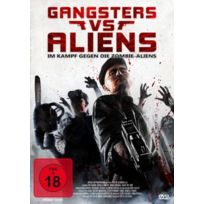 Knm Home Entertainment GmbH - Gangsters Vs. Aliens: Im Kampf Gegen Zombie-aliens IMPORT Allemand, IMPORT Dvd - Edition simple