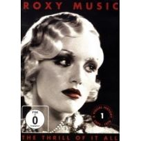 Emi Music - Roxy Music - The Thrill Of It All - 1972-1976 IMPORT Anglais, IMPORT Dvd - Edition simple